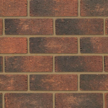 Ibstock 73mm Aldridge Anglian Ruskin Multi Brick