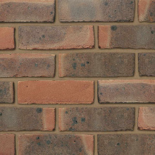Ibstock 65mm Ashdown Bexhill Dark Multi Brick