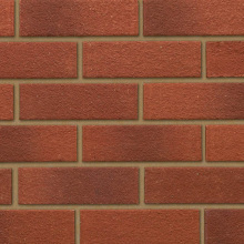 Ibstock Bridgwater Weathered Red 65mm Brick