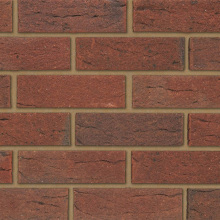 Ibstock 65mm Brunswick Antique Red Brick