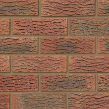 Ibstock 65mm Cavendish Dorket Fireglow Red Brick