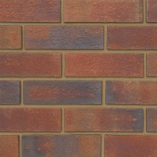 Ibstock 65mm Alderley Burgundy Brick