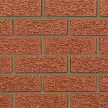 Ibstock 65mm Chesterton Colonsay Red Rustic Brick