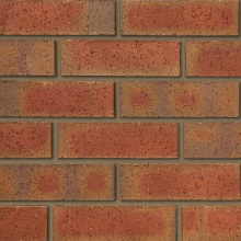 Ibstock Chesterton Hanchurch Mixture 65mm Brick