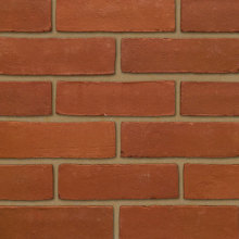 Ibstock 65mm Class B Eng Brick Red Solid (Pk=400)
