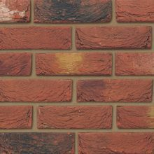 Ibstock Ivanhoe Cottage Blend Off-Shade 65mm Brick