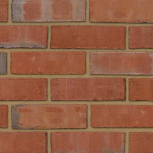 Ibstock Priory Red Multi 65mm Brick
