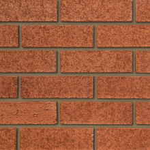 Ibstock 73mm Ravenhead Red Rustic Brick
