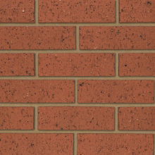 Ibstock Rutland Red Dragface 65mm Brick