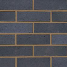 Ibstock Staffordshire Slate Blue Smooth Solid 65mm Brick