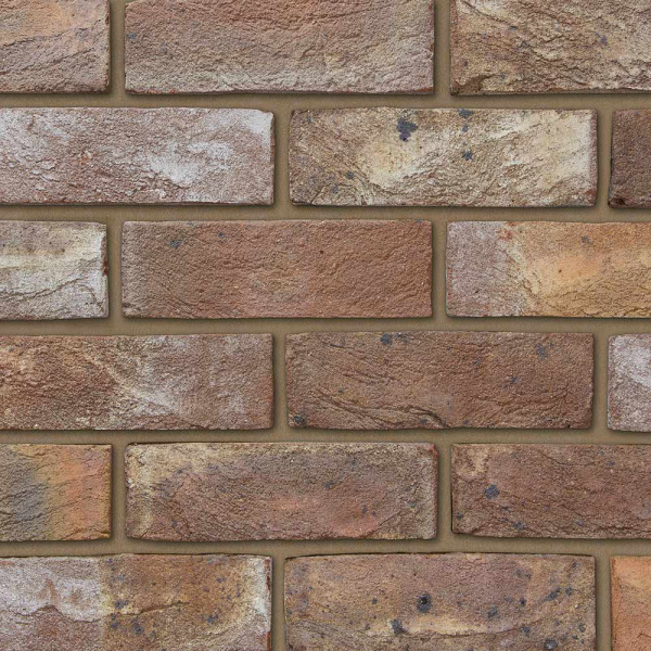 Ibstock Tonbridge Handmade Heather Grey 65mm Brick