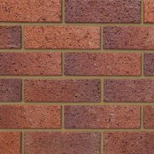 Ibstock 65mm Cattybrook Westbrick Red Purple Multi Brick