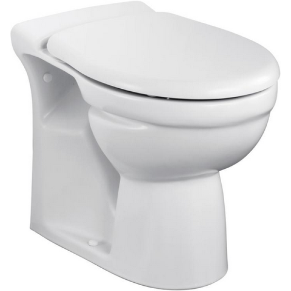 Ideal Standard Alto Back To Wall WC Pan Horizontal Outlet