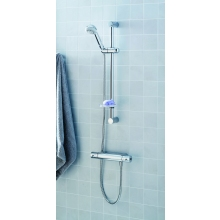 Ideal Standard Alto Ecotherm Shower & Kit Chrome Plated