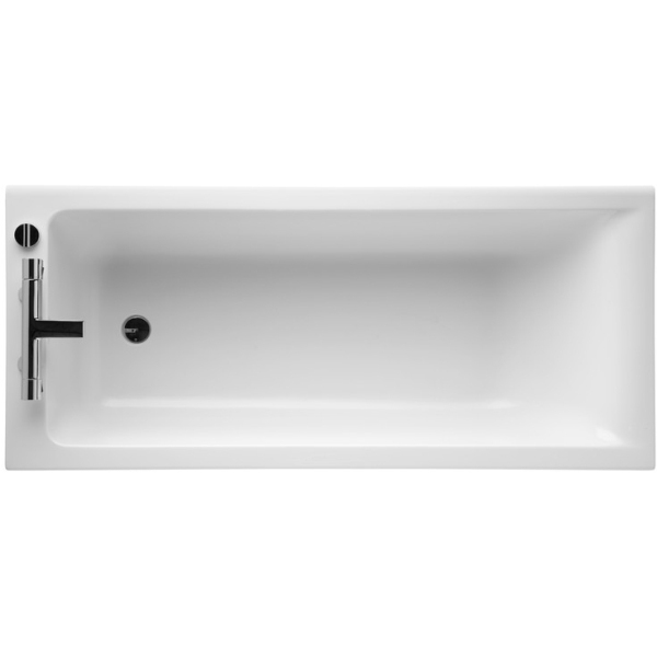 Ideal Standard Concept 150x70cm Standard Rectangular Bath For Standard Waste & Overflow Two Tapholes