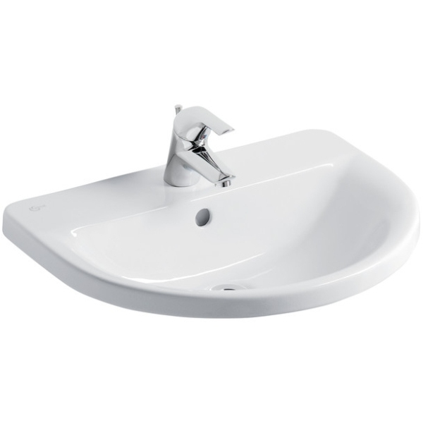Ideal Standard Concept Arc 55cm Countertop Basin One Taphole