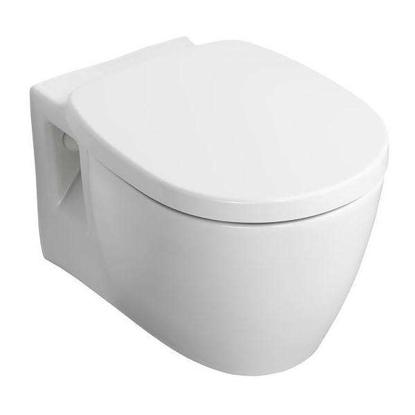 Ideal Standard Concept Freedom Raised Height Wall Hung Pan