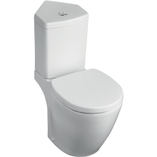 Ideal Standard Concept Space Corner Cistern Bottom Outlet