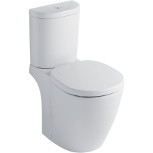 Ideal Standard Concept Standard Close Coupled WC Pan Horizontal Outlet