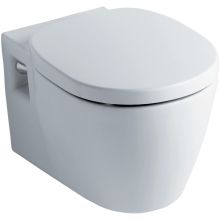 Ideal Standard Concept Wall Hung WC Pan Horizontal Outlet