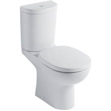 Ideal Standard Concept/New Studio Close Coupled WC Pan Horizontal Outlet
