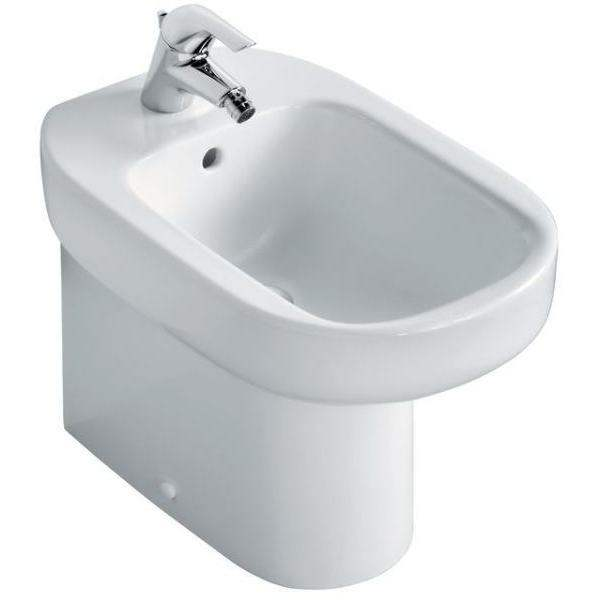 Ideal Standard Playa Freestanding Bidet Back to Wall