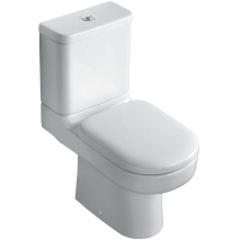Ideal Standard Playa Toilet Seat and Cover Standard Close