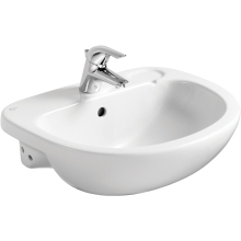 Ideal Standard Studio Semi-Countertop Basin 560 1 Taphole