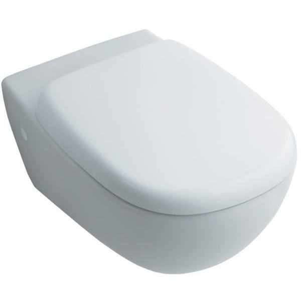 Ideal Standard Wall Hung Pan White