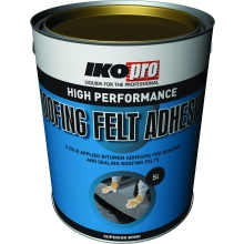 IKOpro Roofing Felt Adhesive 5L