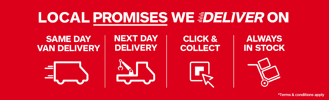Local Promises We Deliver On