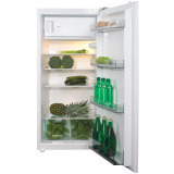 FW552 Integrated in-column fridge with icebox