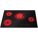 HC7620FR 4 zone ceramic hob