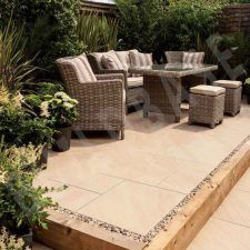 Aspero - Porcelain Patio Pack