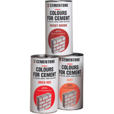 Cement Dyes & Additives
