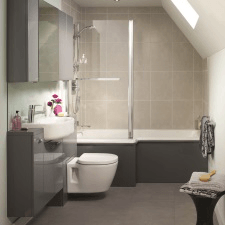 Ideal Concept Space Bathroom Suite