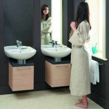 Ideal Create Edge Bathroom Suite