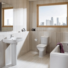 Roca Debba Bathroom Suite