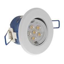 Dimmable Directional Fire Rated Downlights