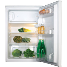 FF151WH Freestanding fridge with icebox