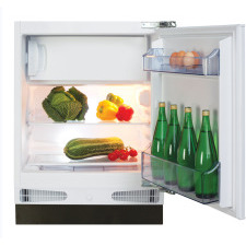 FW253 Integrated fridge with icebox