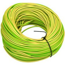 Green / Yellow Earth Sleeving