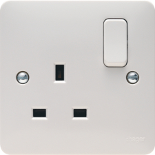 Hager Sockets & Switches