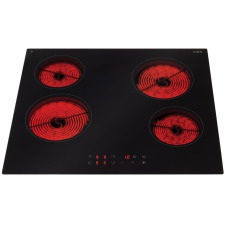 HC6620FR 4 zone ceramic hob