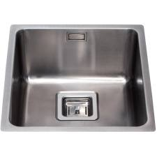 KSC24SS Undermount square single bowl sink