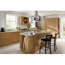 Lissa Oak Wood Shaker