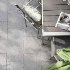 Mahina - Grey Concrete Paving