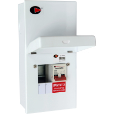 Main Switch Consumer Units