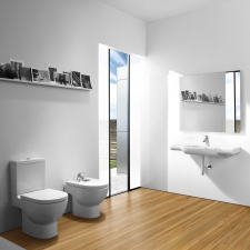 Roca Meridian-N Bathroom Suite
