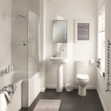 Suregraft Laredo Bathroom Suite